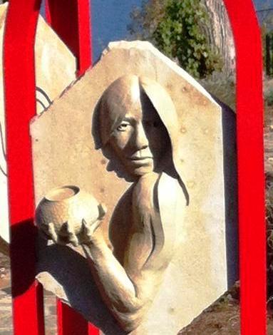 Native American Face