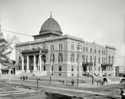 City Hall prior to 1912