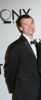 Trice at last year's Tony Awards (photo by Lisa Pacino)