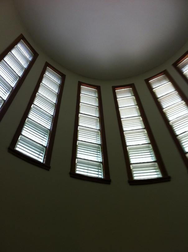 Inside one of the houses on the Quapaw Quarter Spring Tour.