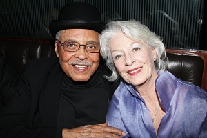 Jones and Alexander in 2012. Photo by Bruce Gilkas
