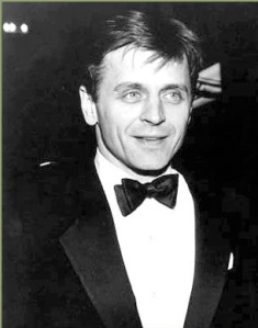At the 1989 Tony Awards, photo by Anita & Steve Shevett