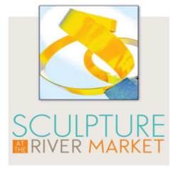 Sculpture at the River Market
