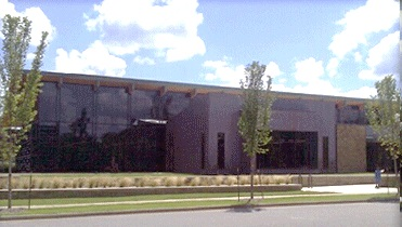 OLEY ROOKER LIBRARY (photo courtesy of CALS)