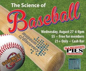 science baseball