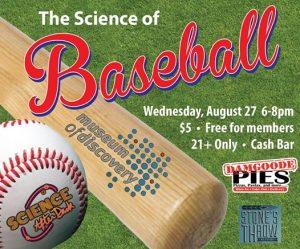 science baseball