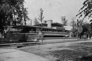 FLW Robie House