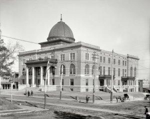 LR City Hall circa 1908