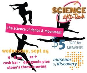 science of dance