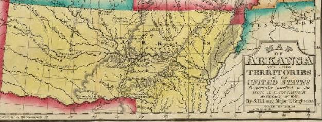 Arkansas Territory