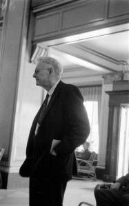 At the age of 87, J. N. Heiskell in 1960.