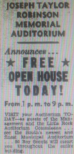 open house ad