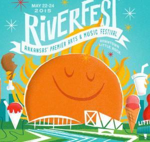 2015 Riverfest Square