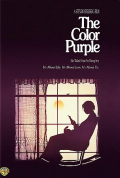 THE COLOR PURPLE shown and explored tonight as part of Banned Books ...