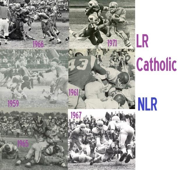 Turkey Bowl Catholic NLR