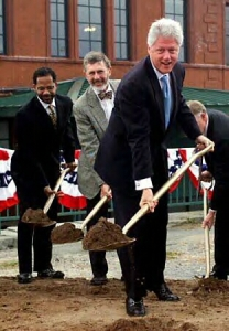 bill groundbreak
