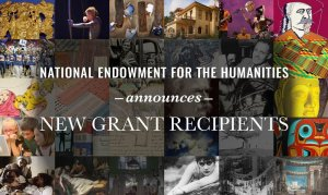 2016 NEH New grants