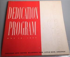 AAC opening program