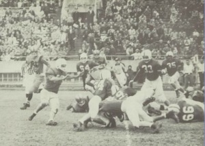 Central dominating NLR in 1957